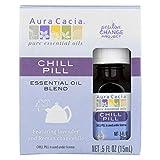 Aura Cacia Essential Oil, Blend Chill Pill, 0.5 Fluid Ounce