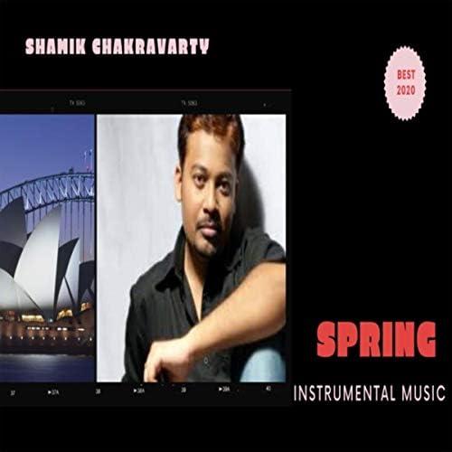 Shamik Chakravarty