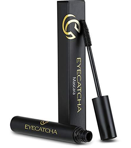 Eyecatcha Premium Naturkosmetik Mascara Hypoallergen, Organic, Natürlich & Tierversuchsfrei  ...