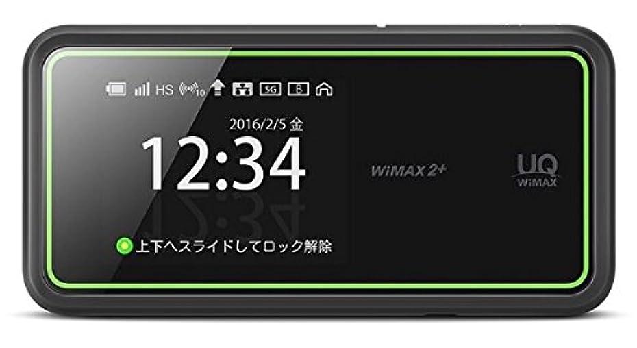 Speed Wi-Fi NEXT WiMAX 2+ W02 グリーン HWD33SGU