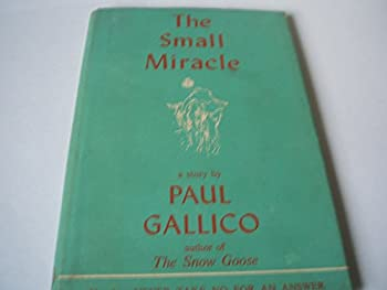 The Small Miracle 0875293506 Book Cover