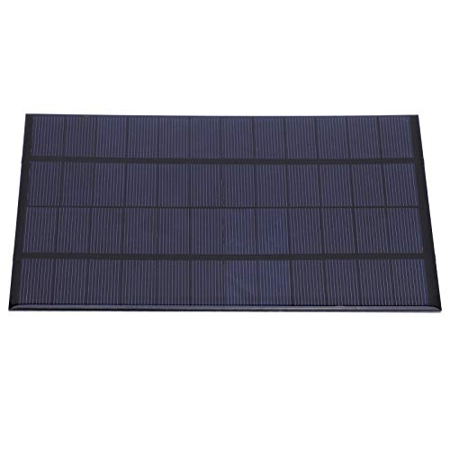 VINGVO Solar Battery Module, Solar Panel, Polysilicon Stable Wide Application Solar Landscape Lights Mobile Phone Chargers for Solar Lawn Lights Solar Toys