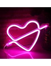 ineonlife Neonskylt LED-skyltar neon ljusskylt för sovrum barnrum gåva jul väggkonst dekoration