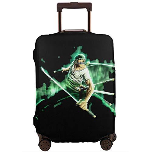 Fundas para maletas Ep-Ic Zo-Ro One Pi-E-Ce Protector de maleta de viaje, funda de maleta con cremallera, Fundas de impresión de moda lavables para maletas, Protector de maleta de viaje con cremallera