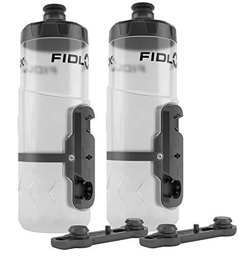 Fidlock - Twist Bottle 600ml 2er Set Farbe Klar