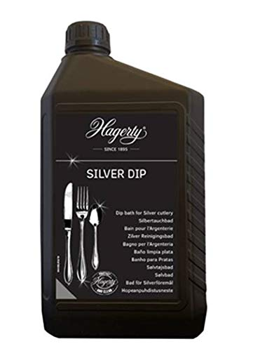 Hagerty Silber Bad 2 Liter