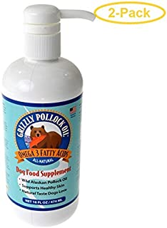 pollock oil for dogs