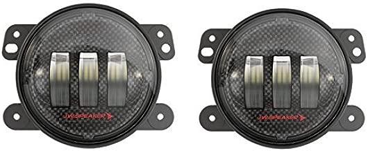 LED Jeep Fog Lights – Model 6145 J2 Series