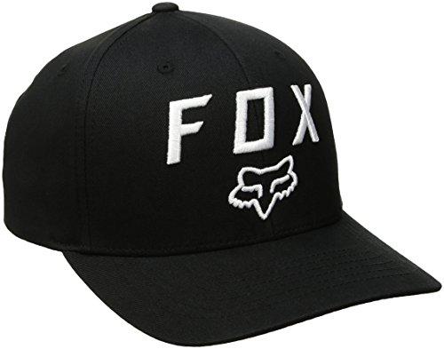 Fox Sky Hi SS Basic - Gorra de béisbol para Hombre Negro Negro Talla única