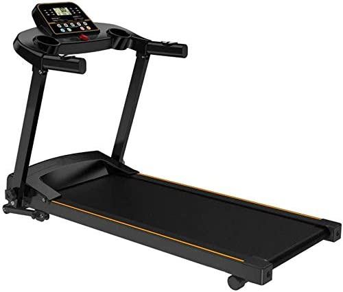 Folding Treadmill At the price of surprise with Incline for Home Apartment Electric Runn free
