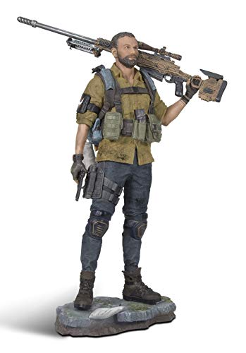 Tom Clancy's  The Division 2 - Brian Johnson Figur (25 cm) [Edizione: Germania]