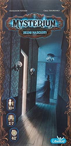 Asmodee - Mysterium-Versteckte Zeichen Erweiterung Brettspiel italienische Ausgabe, Farbe, 8693