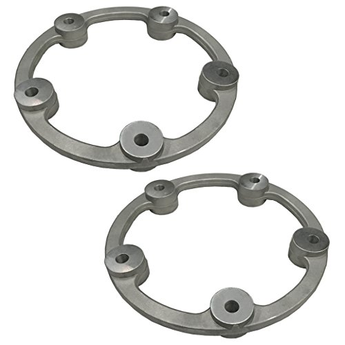 Empi 16-9930 Aluminum 1' Thick Wheel Spacer For 5X205 Lug Bolt Pattern,Pair