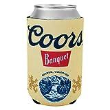 Coors Banquet Beer Can Insulator Cooler