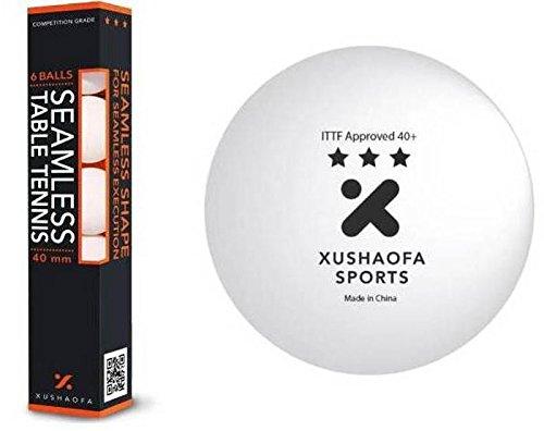 120 Balles XSF xushaofa Premium 40+ Formation Balle