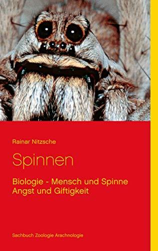 Spinnen: Biologie - Mensch und Spinne - Angst und Giftigkeit