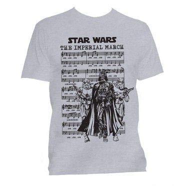 Camiseta Star Wars Marcha Imperial