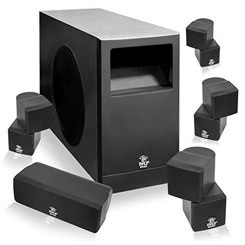 Pyle PHS51P 5.1 Surround Sound Speaker System