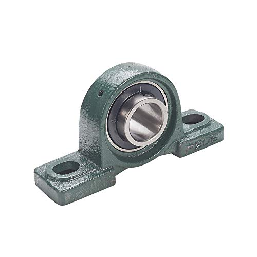 Best 30 millimeters mounted pillow block bearings review 2021 - Top Pick