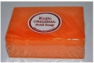 ORIGINAL KOJIC ACID WHITENING SOAP Natural Safe Proven Effective