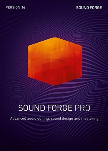 SOUND FORGE Pro|14|1 Device|Licence Perpétuelle|PC|Telechargement