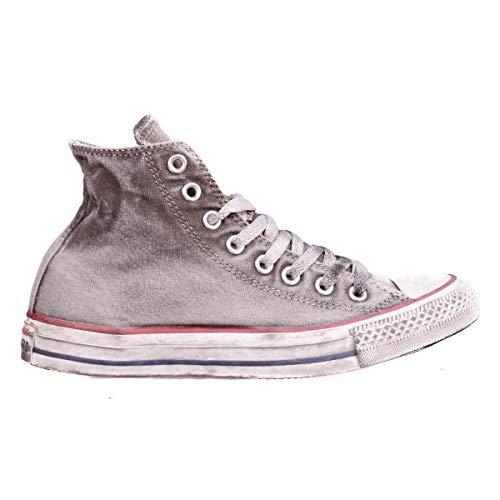 Converse Sneakers Star Chuck Taylor Grigio Vintage