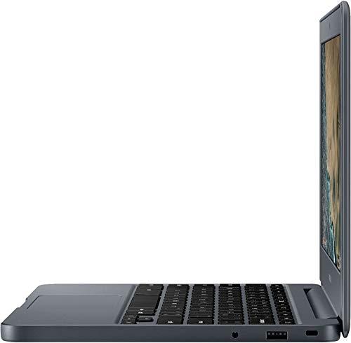 Samsung Chromebook 3 11.6-inch HD WLED Intel Celeron 4GB 32GB eMMC Chrome OS Laptop (Charcoal) 5