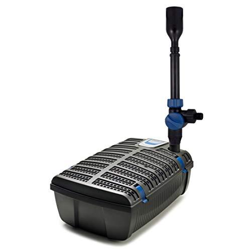 Oase UVC 6000 Filtral Unterwasserfilter/Pumpe/Teichfilter mit UVC inkl. gratis Brunnen-Set