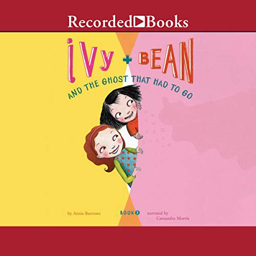 Ivy and Bean and the Ghost That Had to Go cover art