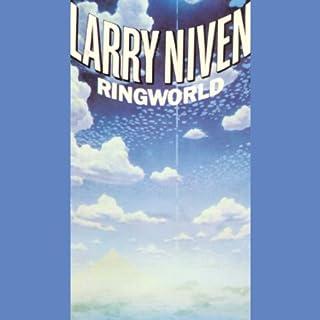 Ringworld audiobook cover art