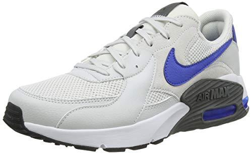Nike Air MAX EXCEE, Zapatillas para Correr de Carretera Hombre, Photon Dust Game Royal Iron Gr-Soporte para fotografía, 46 EU
