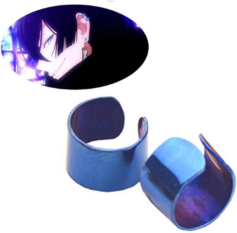 Tugia The Case Study of Vanitas Cosplay Earring,Anime Vanitas Cosplay Ear Bone Clip for Unisex
