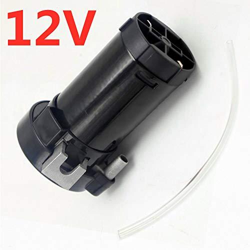 YIYIDA Kfz-Luftkompressor, 12 V, elektrisches Autohupen-Kompressor-Kit, verchromt, Schwarz, für alle Fahrzeuge, LKW, Auto, Zug, Boot