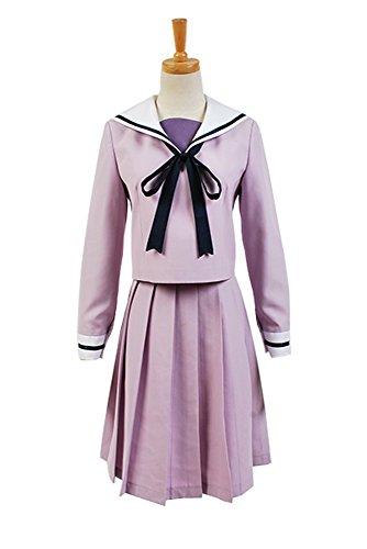 Fantasy Manga Noragami Hiyori Iki Uniform Cosplay Kostüm Damen M