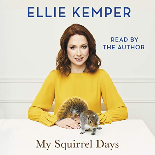 My Squirrel Days audiobook cover art