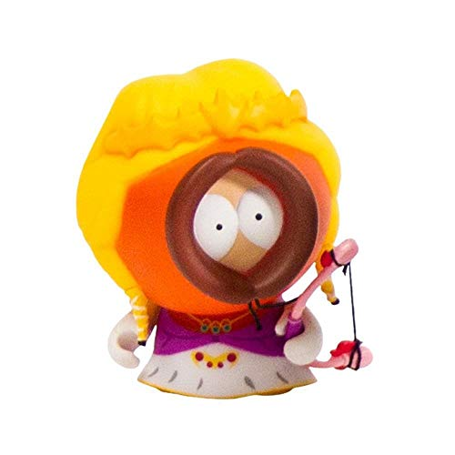 Kidrobot Jeu South Park – Le Bâton de la Vérité – Figurine d'Action Princesse Kenny de Collection