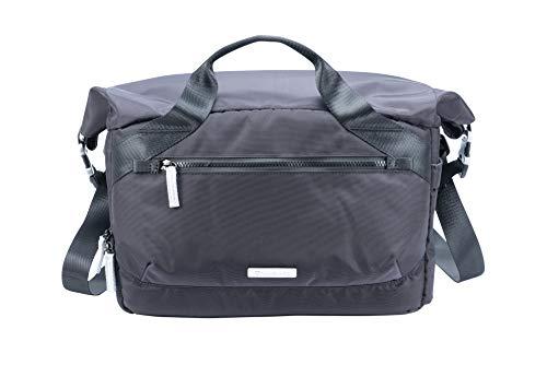 Vanguard VEO Flex 35M Black Shoulder Bag with Internal Tripod Compartment