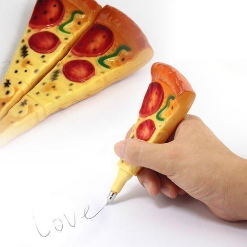 Ball Pens (2-Pack) Pizza Slice