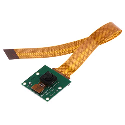 D DOLITY Módulo de Cámara Cables para Raspberry Pi Equipos Eléctricos Trabajo...