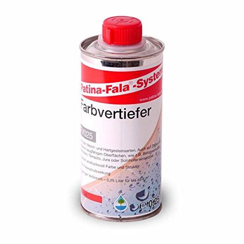 Patina Fala® - Farbvertiefer (mit Fleckschutzwirkung) 0,25l - 1882 FV025