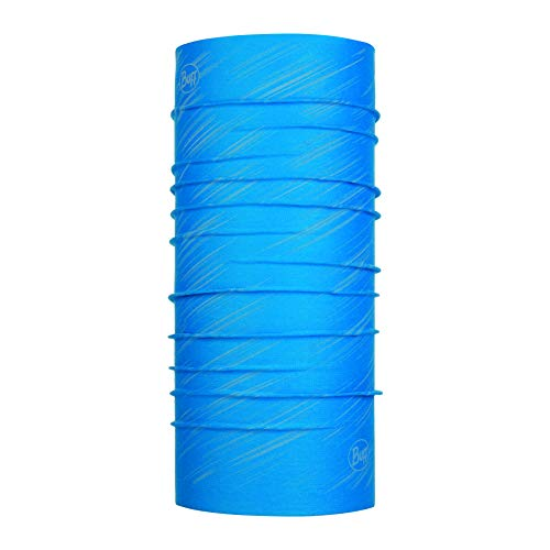 Buff Erwachsene Coolnet Uv+ Reflective Multifunktionstuch, R-Blue Blue, One Size