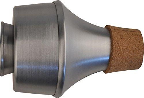 Steinbach Dämpfer für Trompete Wow-Wow Effektdämpfer aus Aluminium
