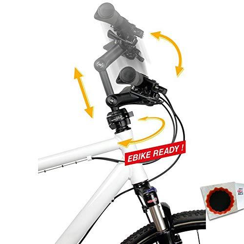 Speedlifter LenkerverstellungTwistProSDS T15 D: 25,4mm 103mm 15cm sz + Flicken