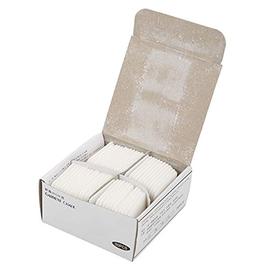 50Pcs White Tailor Chalk Dressmaker Pattern Marking Chalk Sewing Embroidery Accessories Fabric Marking Tools