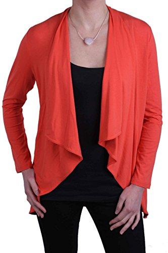 JETTE Joop Damen Jacke Shirtjacke Rot #20 (38)