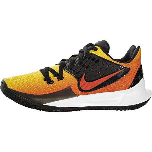 Nike Kyrie Low 2, Zapatillas Baloncesto Hombre, Team Orange/Chile Red/Black, 40 EU