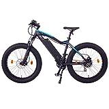 Zoom IMG-2 ncm aspen 26 bicicletta elettrica