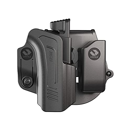 Orpaz Compatible with Glock 17 Holster Optics Compatible G17...