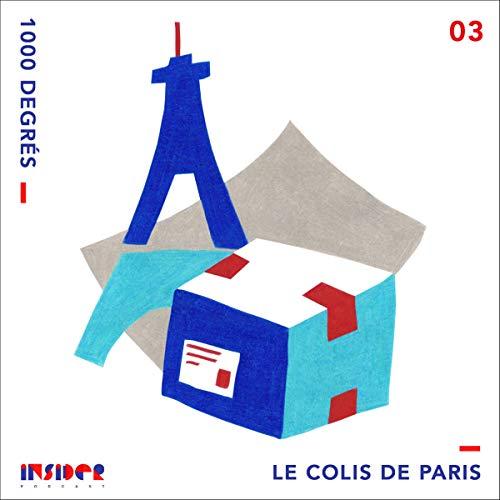 Couverture de Le colis de Paris