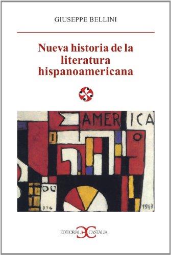 Nueva historia de la literatura hispanoamericana (LITERATURA Y SOCIEDAD. L/S. nº 60)
